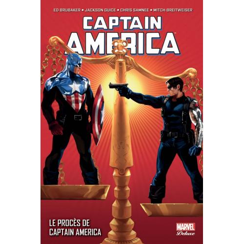 Captain America : Le procès de Captain America