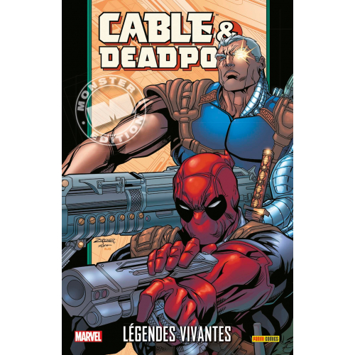 CABLE ET DEADPOOL TOME 2 (VF)
