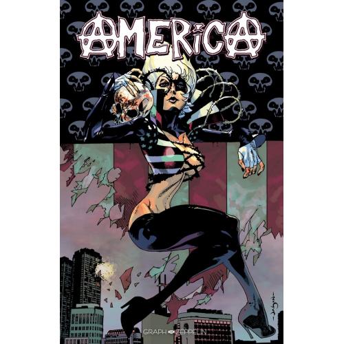 AMERICA tome 1 (VF) Jason Pearson