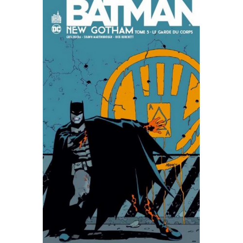 Batman New Gotham Tome 3 (VF)