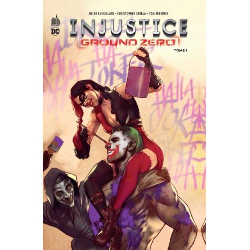 Injustice Ground Zero Tome 1 (VF)