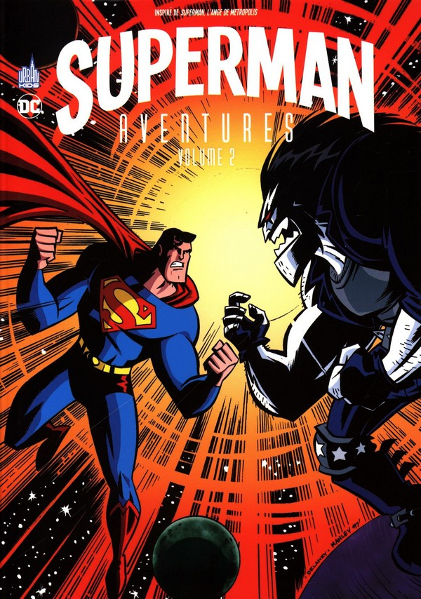 Superman Aventures Tome 2 (VF)