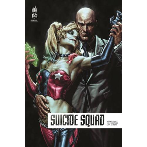Suicide Squad Rebirth Tome 4 (VF)