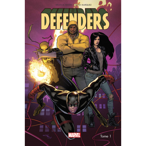 Defenders Tome 1 (VF)