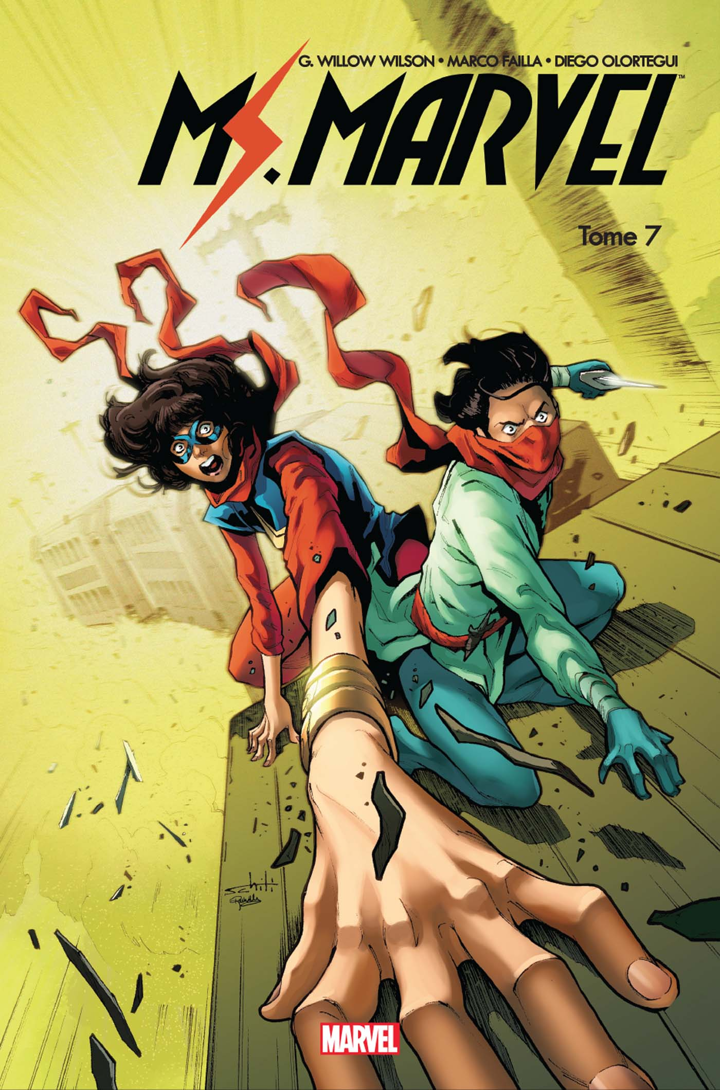 Ms Marvel Tome 7 (VF)