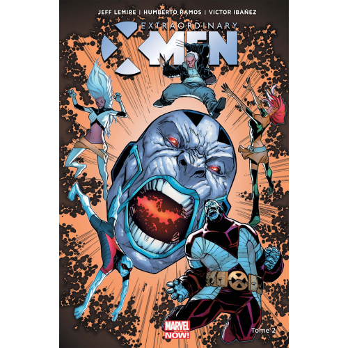 Extraordinary X-Men tome 2 (VF)