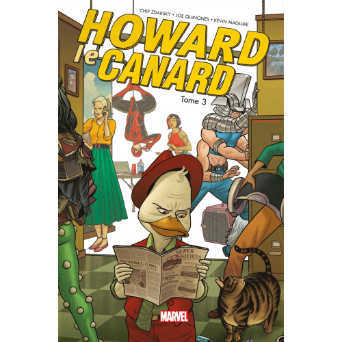 Howard le canard Tome 3 (VF)