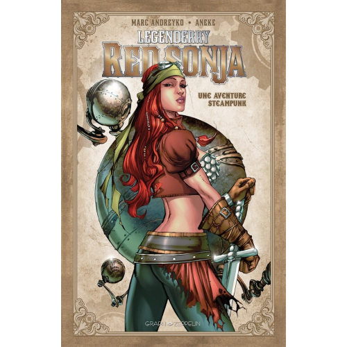 Legenderry : Red Sonja (VF)