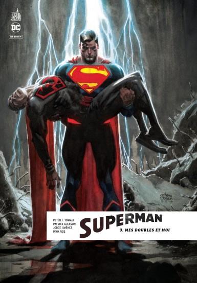 Superman Rebirth Tome 3 (VF)