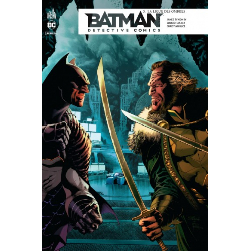 Batman Detective Comics Tome 3 (VF)