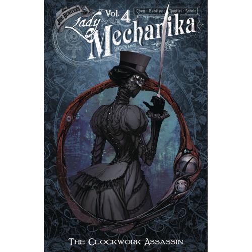 Lady Mechanika Volume 4 TPB : The Clockwork Assassin (VO)
