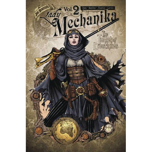 Lady Mechanika Oversized HC Vol 2 (VO)