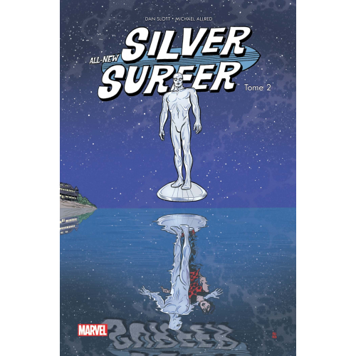 Silver Surfer All-New All-Different Tome 2 (VF)