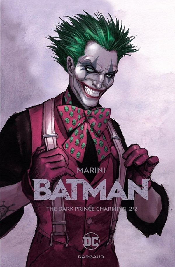 Batman par Enrico Marini Tome 2 (VF)