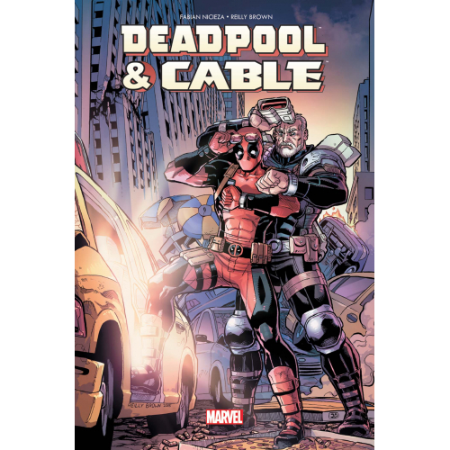 Deadpool et Cable - Split Second (VF)