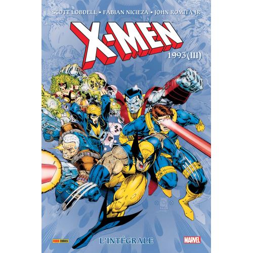 X-Men - Intégrale 1993 (III) (VF)