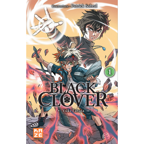 Black Clover Tome 1 Variant Cover (VF)