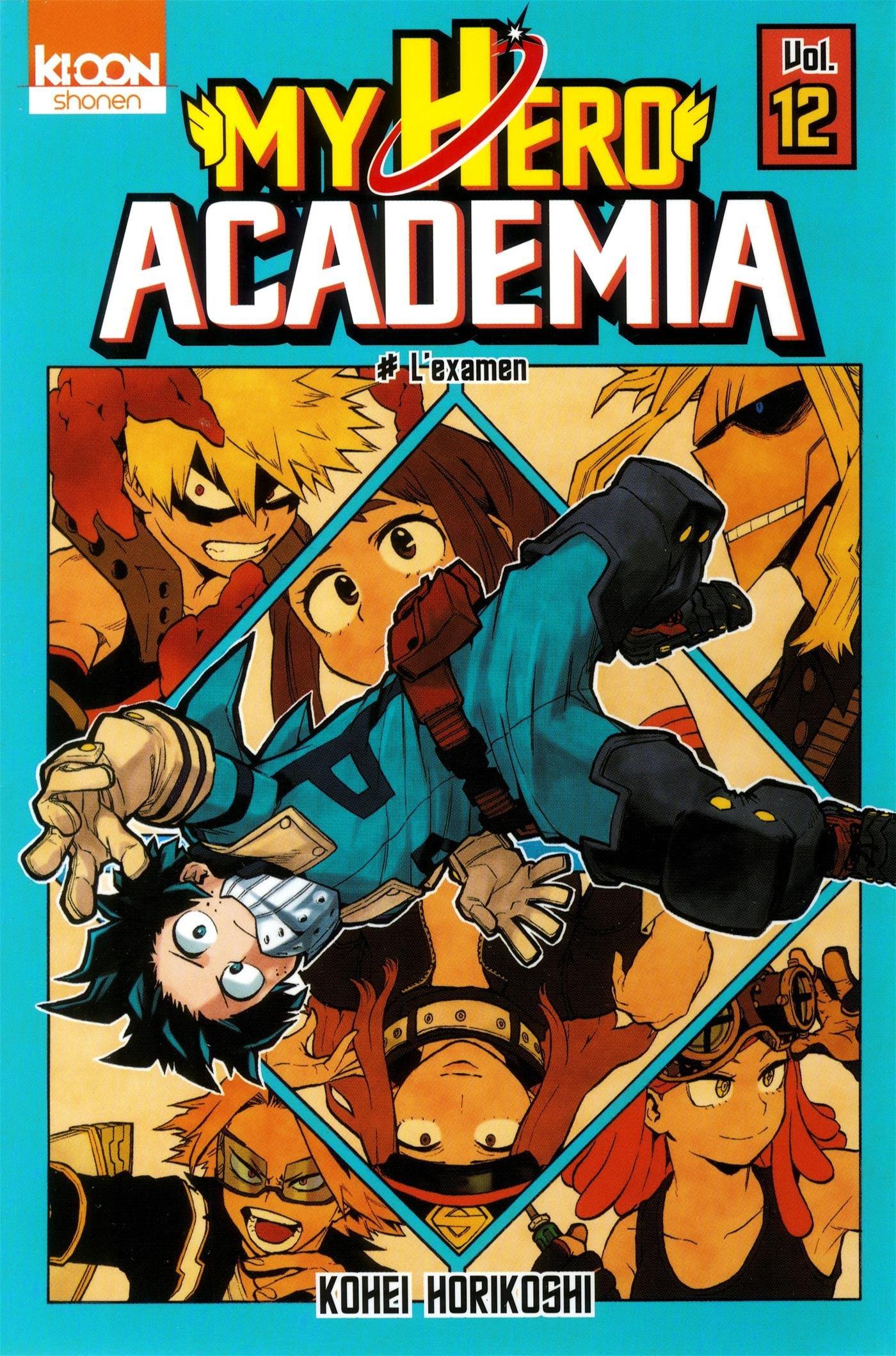 My Hero Academia Tome 12 (VF)
