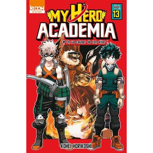 My Hero Academia Tome 13 (VF)