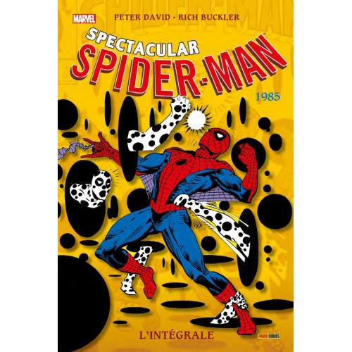 Spectacular Spider-Man intégrale 1985 (VF)