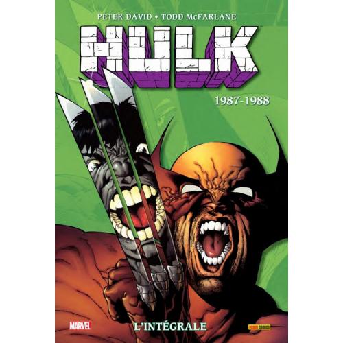 Hulk Intégrale 1987-1988 (VF)