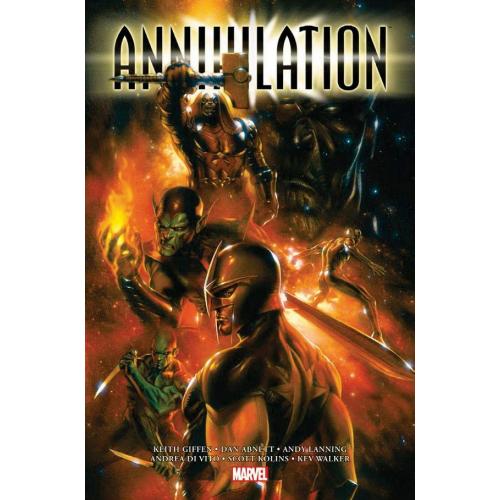 Annihilation Omnibus (VF)