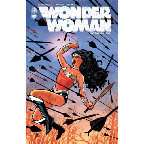 Wonder Woman Intégrale Tome 1 (VF)