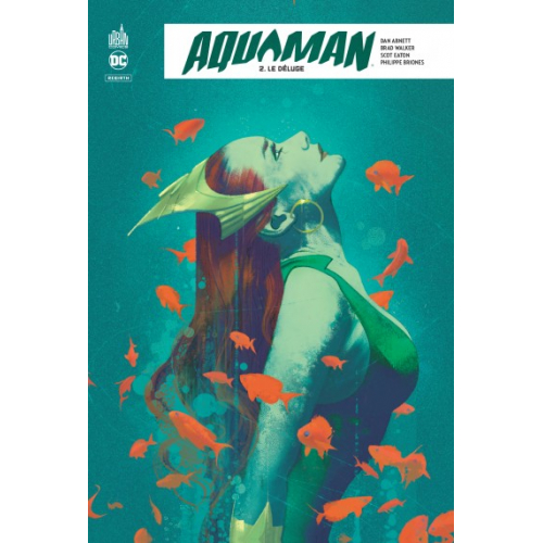 Aquaman Rebirth Tome 2 (VF)