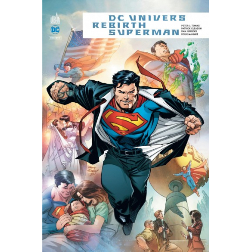 Dc Univers Rebirth : Superman (VF)