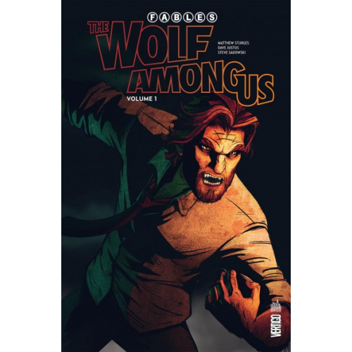 Fables – The Wolf Among us Tome 1 (VF)