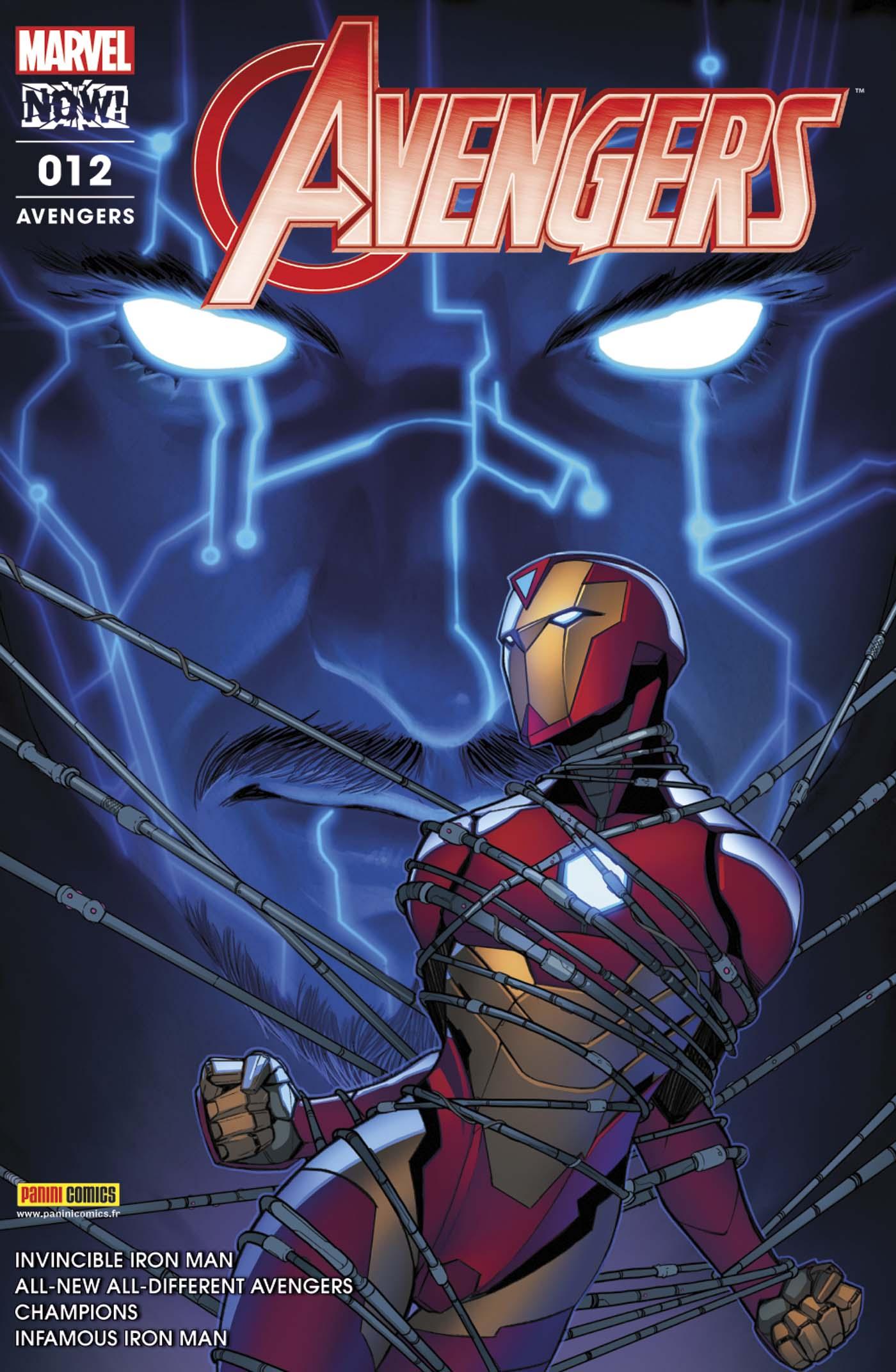 Avengers n°12 (VF)