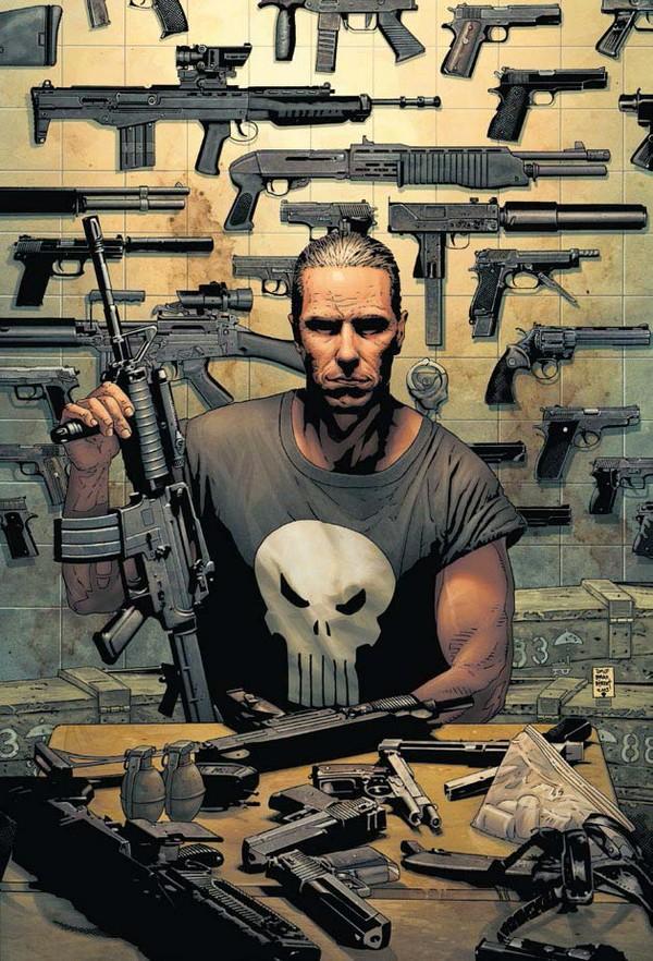 Punisher Max par Ennis et Robertson (VF)