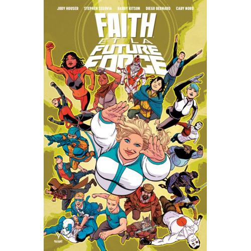 Faith et la Future Force (VF)