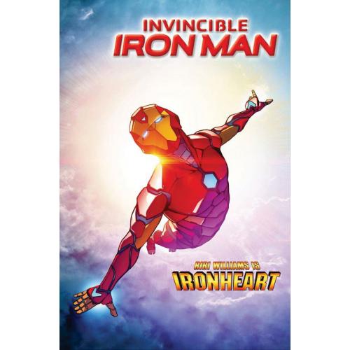 Invincible Iron Man - Ironheart Tome 1 (VF)