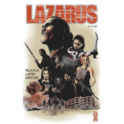 Lazarus Tome 6 (VF)