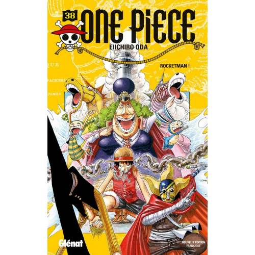 One Piece Édition Originale Volume 38 (VF)