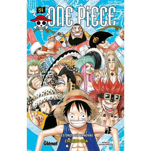 One Piece Édition Originale Volume 51 (VF)