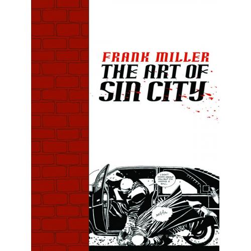 FRANK MILLER ART OF SIN CITY TP (VO)