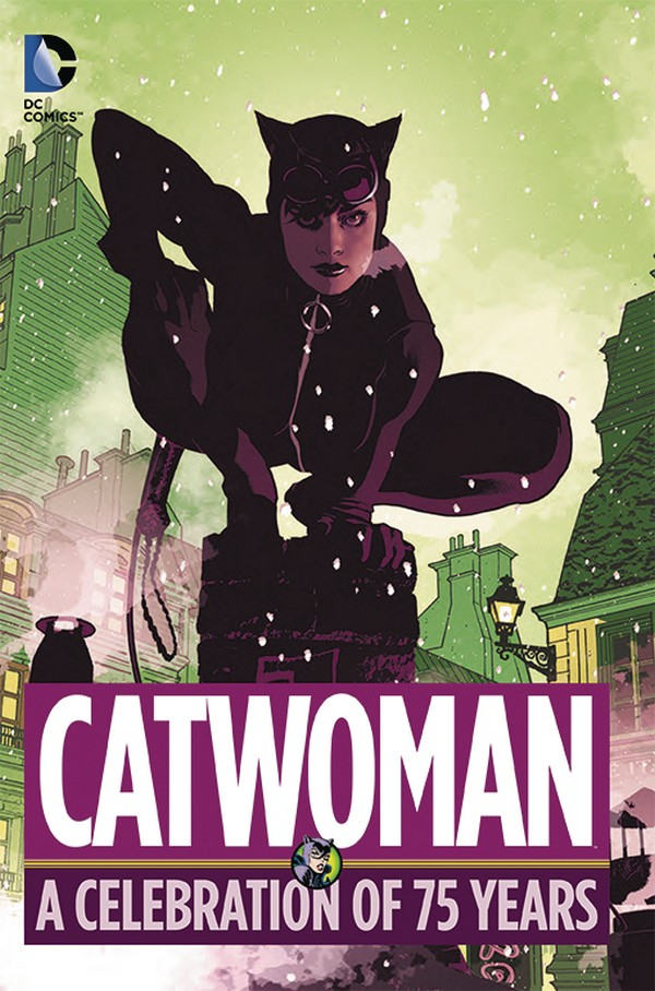 CATWOMAN A CELEBRATION OF 75 YEARS HC (VO)