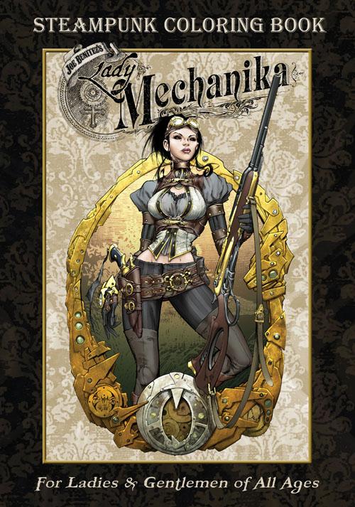 Lady Mechanika La Dama de la Muerte 1 (of 3) (VO)