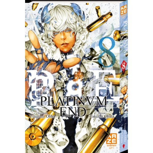 Platinum End Vol.8 (VF)
