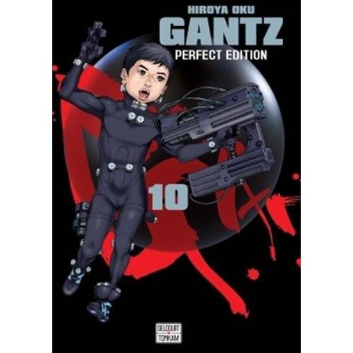 Gantz Perfect Edition Tome 10 (VF)