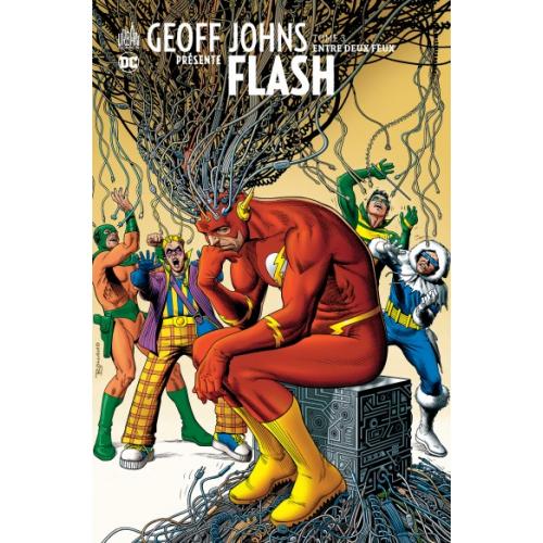 Geoff Johns présente Flash Tome 3 (VF)