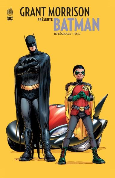 Grant Morrison présente Batman Intégrale Tome 2 (VF)