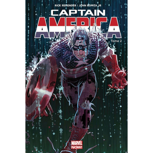 Captain America Marvel Now Tome 2 (VF)