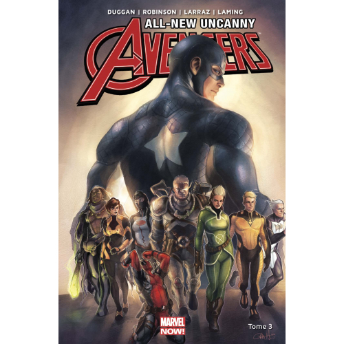 ALL-NEW UNCANNY AVENGERS T03 (VF)