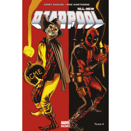 All-New Deadpool Tome 04 (VF)