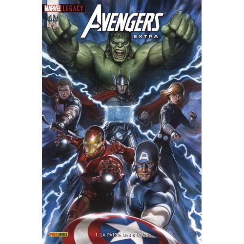 Marvel Legacy Avengers Extra n°1 (VF)