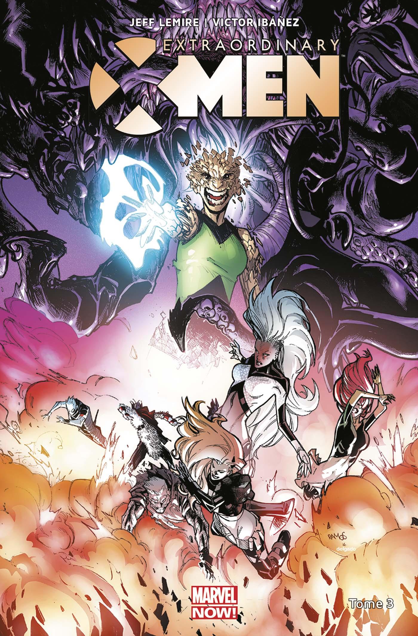 Extraordinary X-Men tome 3 (VF)