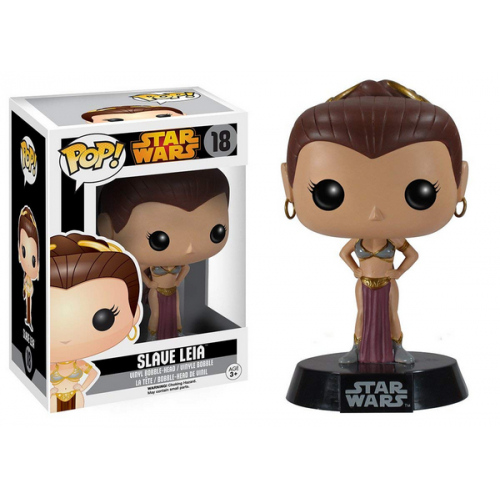 FUNKO POP Star Wars Slave Leia 18